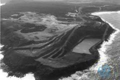Cape Grant Quarry Aerial Photo April 1976