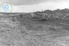 Cape Grant Quarry Road 27 August 1953
