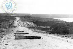 Cape Grant Quarry Access Road 4 May 1954