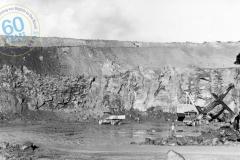 Cape Grant Quarry 30 June 1955