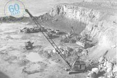 Cape Grant Quarry June 1956