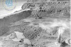 Cape Grant Quarry site 9 January 1959