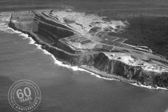 Cape Grant Quarry Aerial Photo