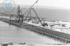 KSA Wharf Construction