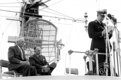KS Anderson (Chairman), Sir Henry Bolte (Premier & Sir Dallas Brooks (Governer of Victoria)