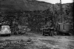 The quarry at Blacknose.